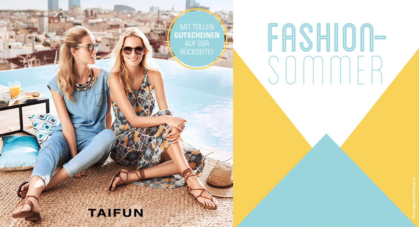 Mailing – Fashion Sommer