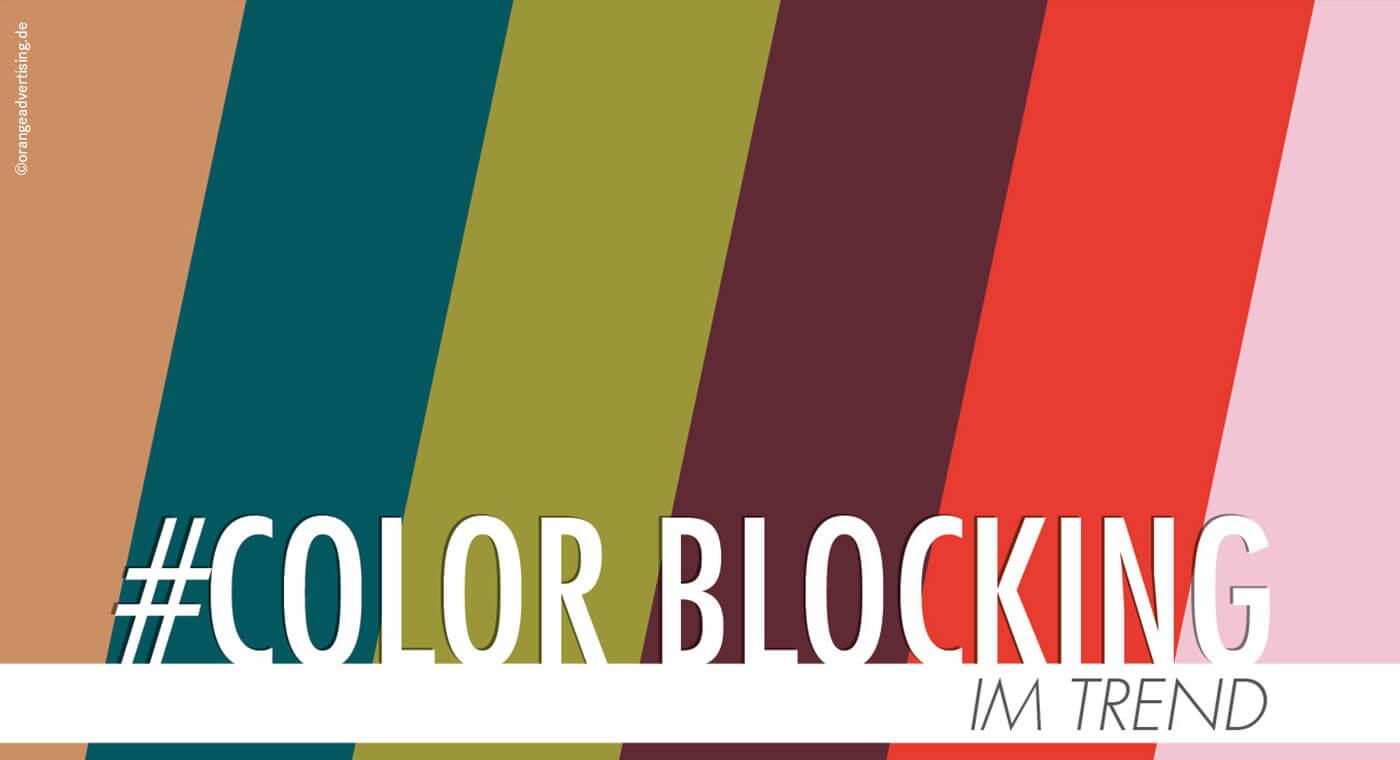 Mailing – Color Blocking