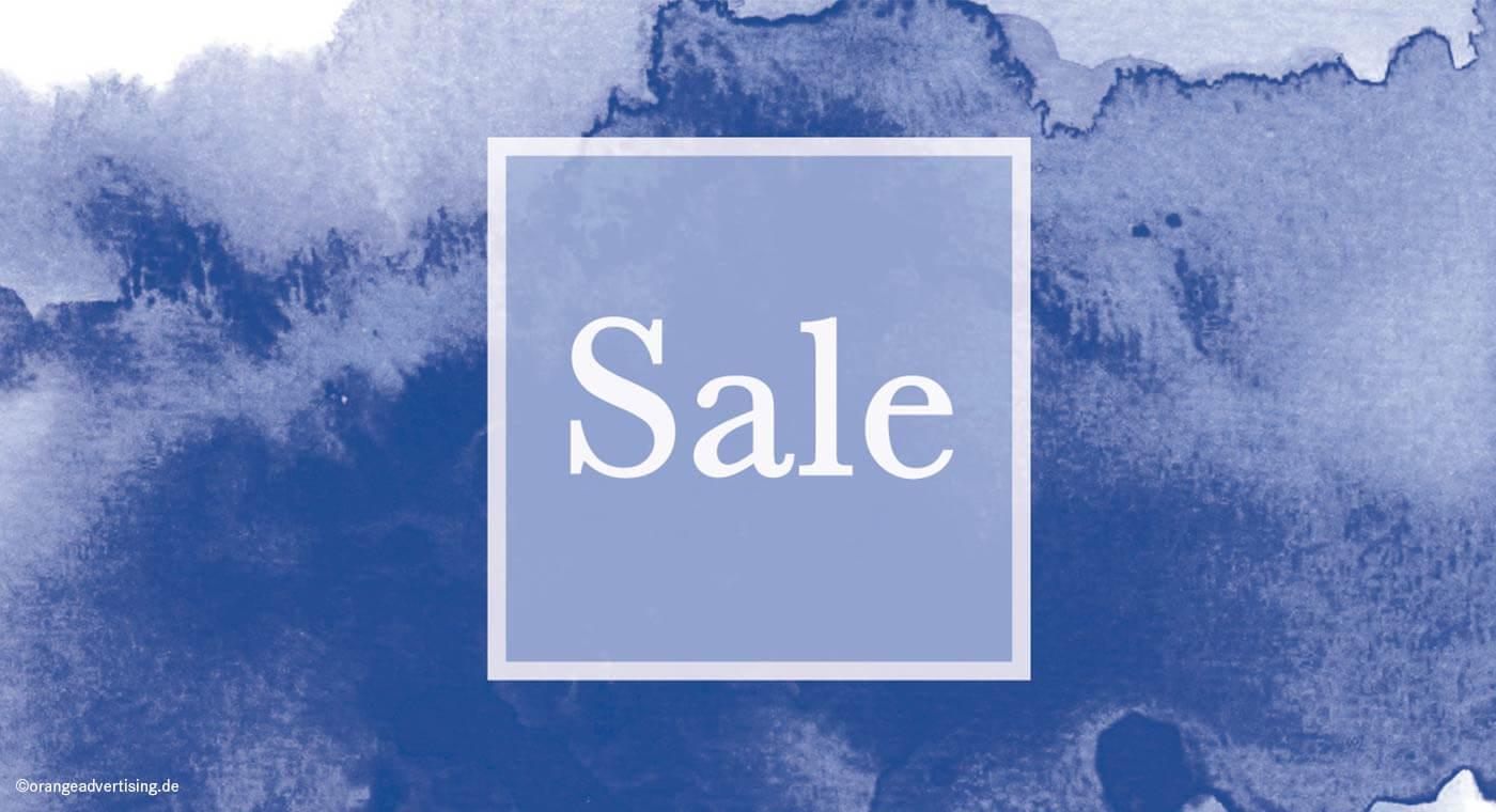 Sale Aktionsmailing