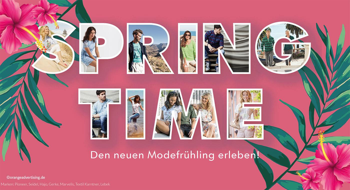 Mailing – Springtime