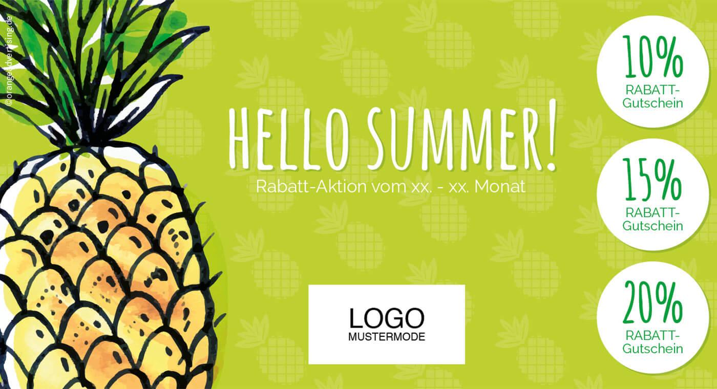 Mailing – Hello Summer!