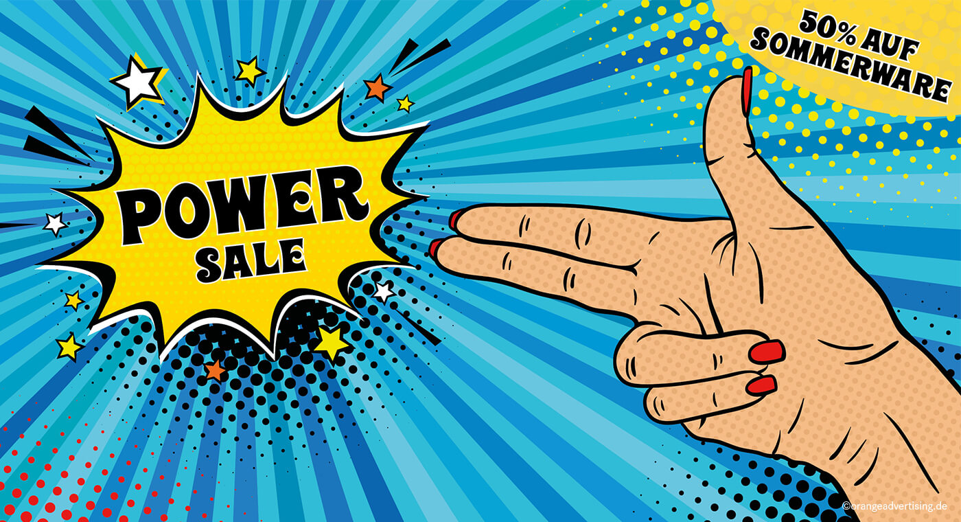 Mailing – Power Sale