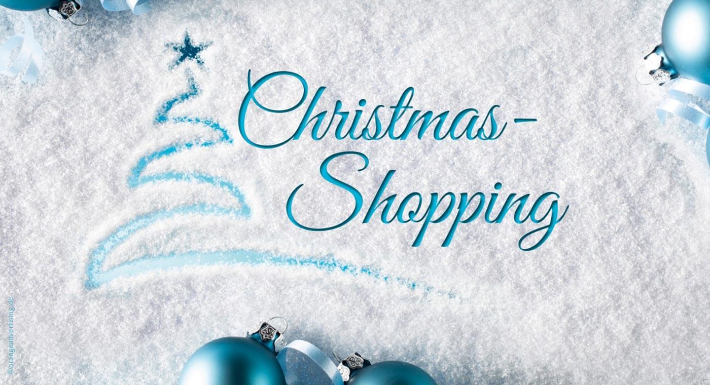 Mailing Christmas-Shopping