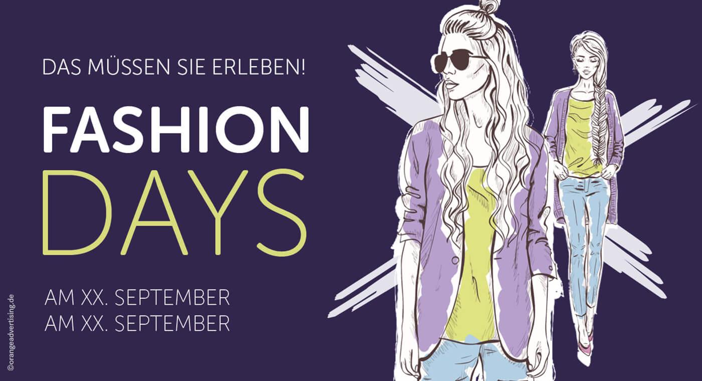 Mailing – Fashion Days