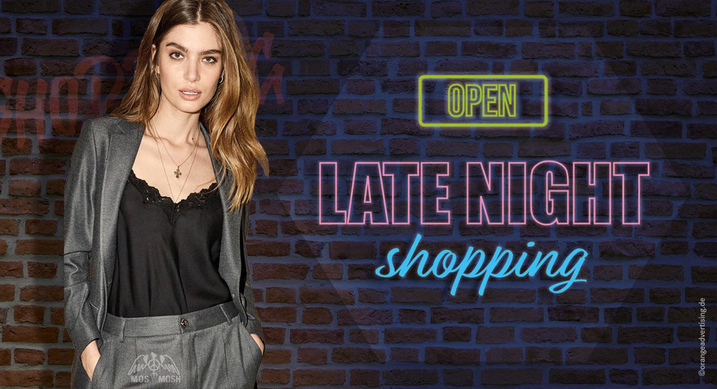 Mailing – Late Night Shopping