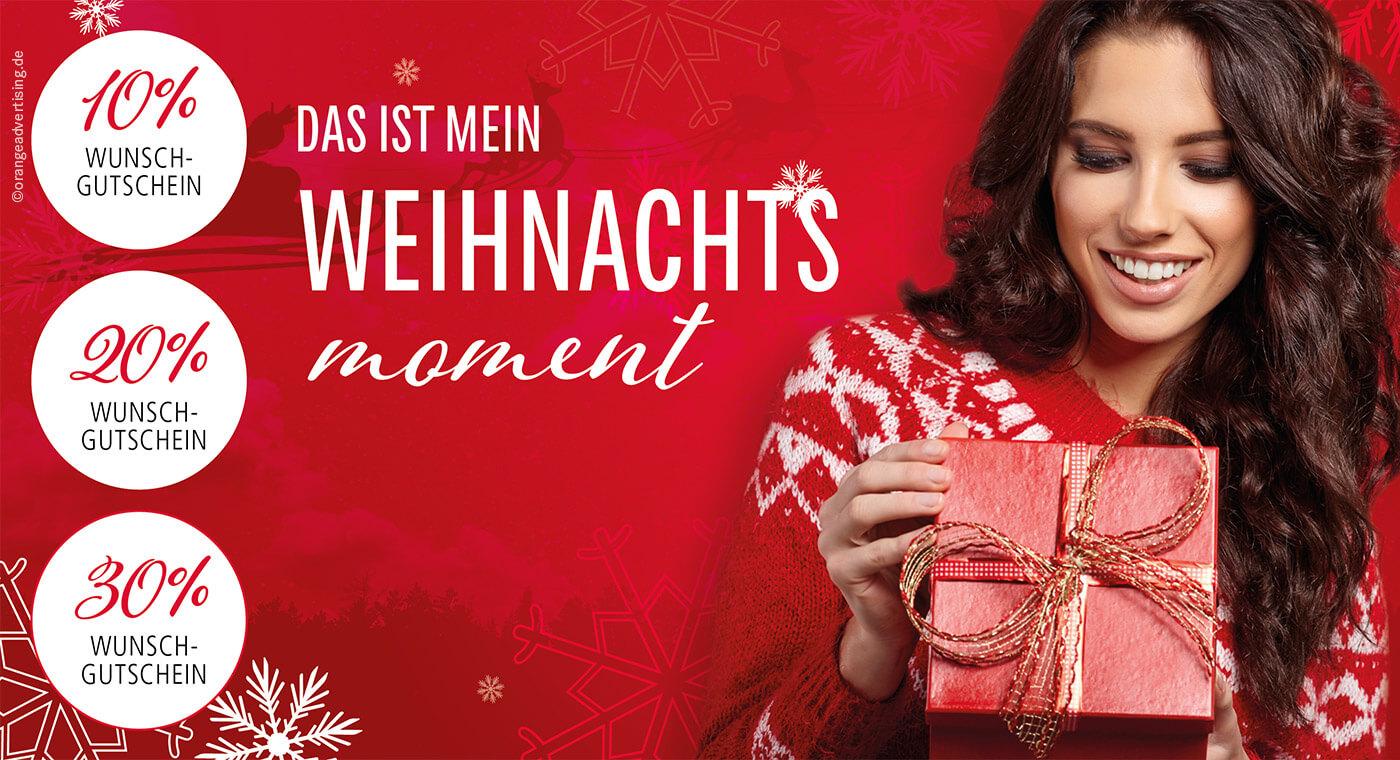 Mailing – Mein Weihnachtsmoment