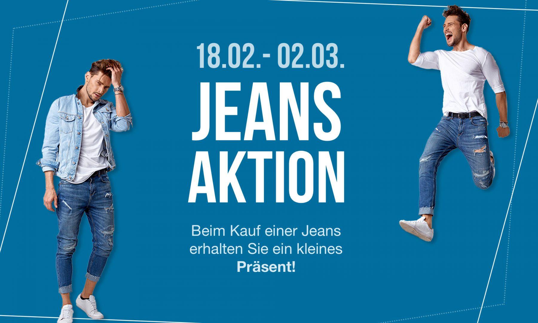 Jeans Aktion vom 18.02. - 02.03.2019